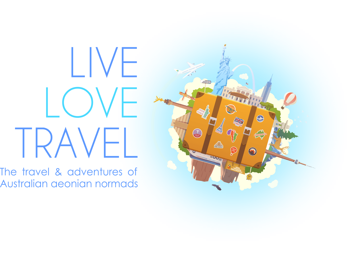 Aeonian Nomads - The Over 50's Travel & Adventure Guide