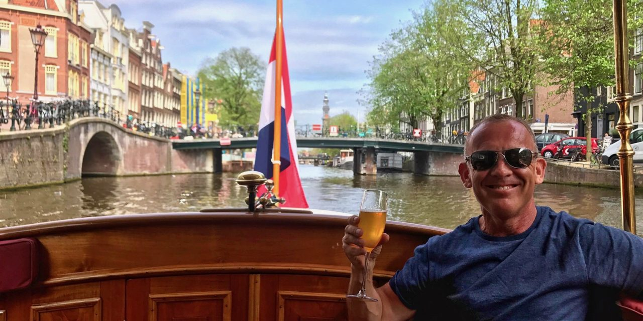 Amsterdam: 3 days of canals, bikes, fine food and fun