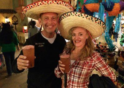 Margaritas in Mexico