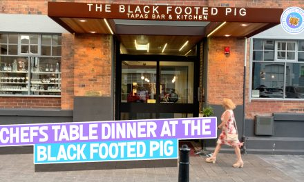 Chefs Table Dinner at The Black Footed Pig
