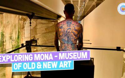 Adult Guide to Mona – Museum of Old & New Art