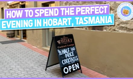 Adult Guide to the Perfect Evening in Hobart