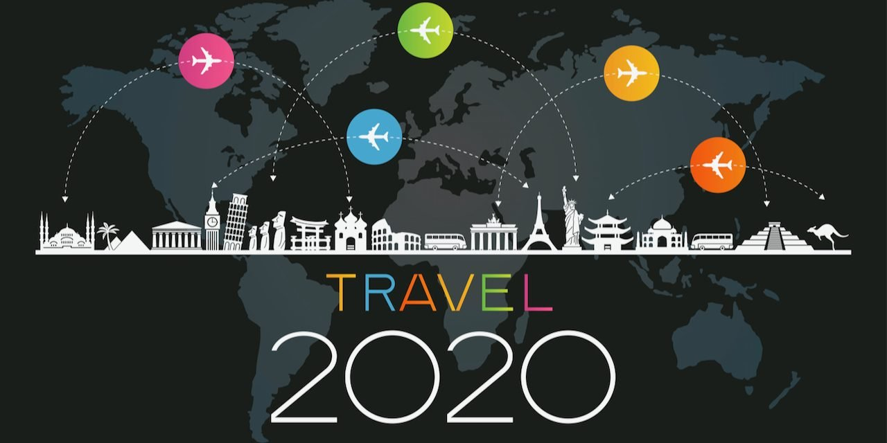 2020 – Our Planned Travel Adventures This Year