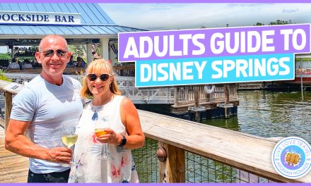 Adults Guide To Disney Springs at Walt Disney World