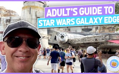 Adults Guide To Star Wars Galaxy Edge at Walt Disney World