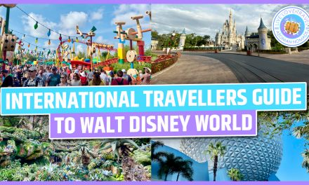 International Travellers Guide to Walt Disney World