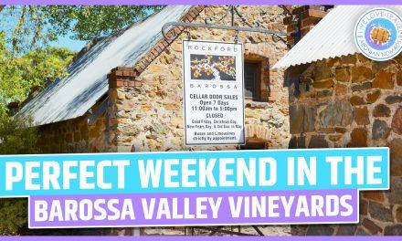 The Barossa Valley and McLaren Vale's Best Cellar Doors