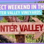 Our Guide to the Best Cellar Doors, Vineyards and Dining in the Hunter Valley Wine Region Part 1