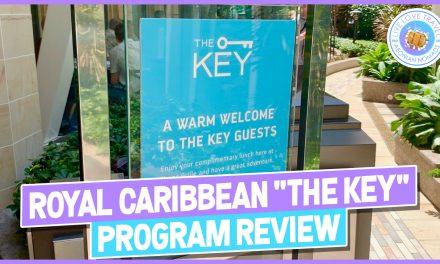 "Royal Caribbean ""The Key"" Program Review"